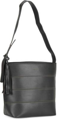 Miss CL By Carlton London Women Black Hand-held Bag at flipkart