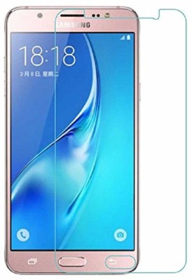 DSCASE Tempered Glass Guard for Samsung Galaxy J5(Pack of 1)