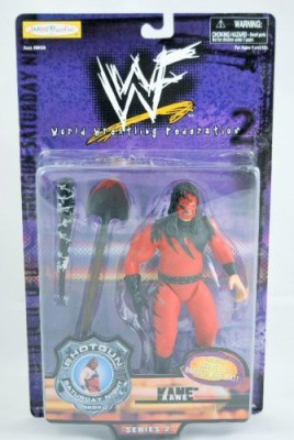 WWF Wrestling Shotgun Saturday Night Kane Series 2 1998 Wwe(Multicolor)  available at flipkart for Rs.2072
