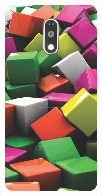 AEON CASE Back Cover for Nokia 6 Multicolor