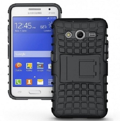 Sciforce Back Cover for Samsung Galaxy Core Prime Black