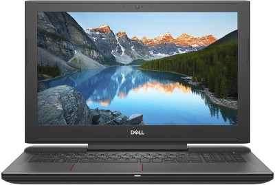 Dell Inspiron 15 7000 Core i7 7th Gen - (16 GB/1 TB HDD/256 GB SSD/Windows 10 Home/6 GB Graphics) 7577 Laptop(15.6 inch, Matte Black, 2.65 kg)