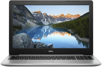 Dell Inspiron 15 5000 Core i7 8th Gen - (8 GB/2 TB HDD/Windows 10 Home/4 GB Graphics) 5570 Laptop(15.6 inch, Platinum SIlver, 2.2 kg, With MS Office)