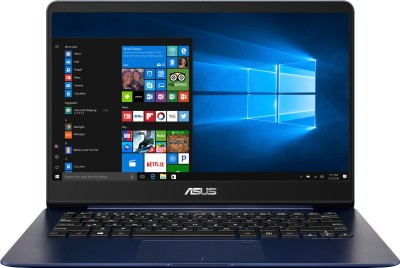 Asus ZenBook Core i5 8th Gen    8  GB/512  GB SSD/Windows 10 Home  UX430UA GV303T Thin and Light Laptop