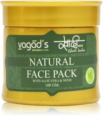 Khadi Herbal Neem Face Pack 100gm(100 g)  available at flipkart for Rs.87