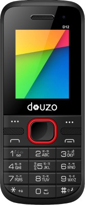 Douzo D12 Power(Black & Red)