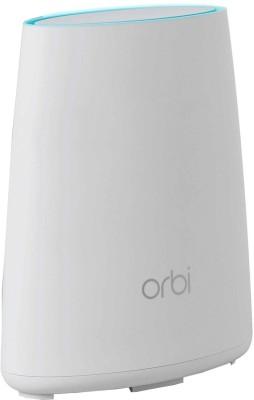 Netgear Orbi RBK40 2200 Mbps Router(White, Tri Band)