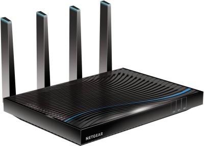 Netgear Nighthawk X8 R8500 5332 Mbps Router(Black, Tri Band)