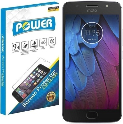Power Screen Guard for Motorola Moto G5s(Pack of 1)