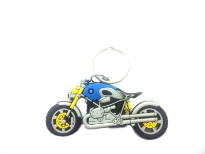 SPOT DEAL SDL1287 BMW Bike Rubber key chain Key Chain  available at flipkart for Rs.149