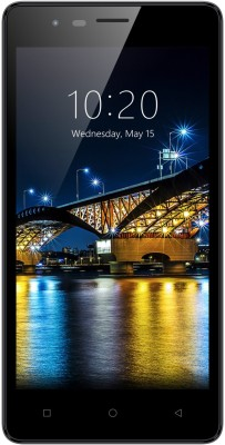 Intex Aqua Lions 2 8GB Champagne Mobile