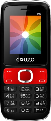 Douzo D12 Magnum(Black & Red)