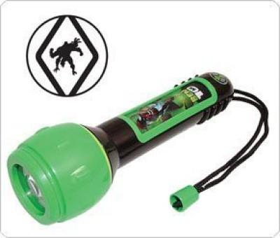 Ben 10 Projector Torch(Multicolor)