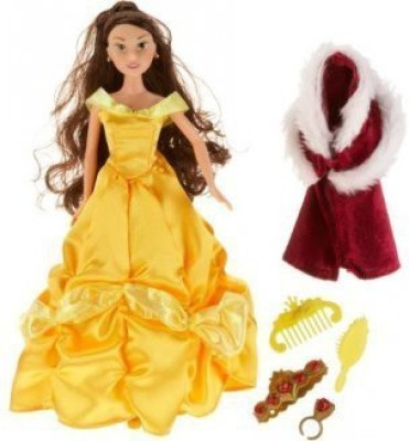 6d6d42bc2adb 30% OFF on Simba Toys Disney Princess Belle 12 Doll With  Accessories(Multicolor) on Flipkart | PaisaWapas.com