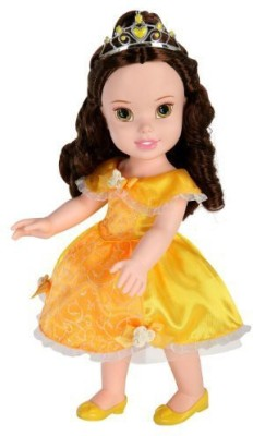 2fda0094d405 37% OFF on Disney Princess Belle Toddler Doll(Multicolor) on Flipkart |  PaisaWapas.com