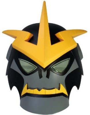 Ben 10 Shocksquatch Alien Mask Figure(Multicolor)