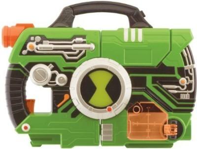 Ben 10 Plumber Tech Kit Blaster Uk Import By Alien Force(Multicolor)