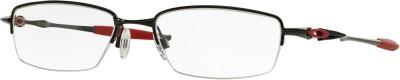 Oakley Half Rim Rectangle Frame(53 mm)