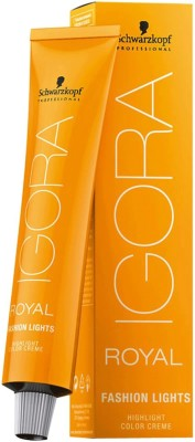 Schwarzkopf Igora Royal Fashion Light Hair Color(L-88 Red)