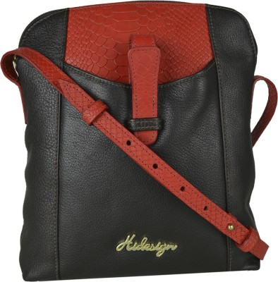 Hidesign Hand-held Bag(Brown)  available at flipkart for Rs.3059