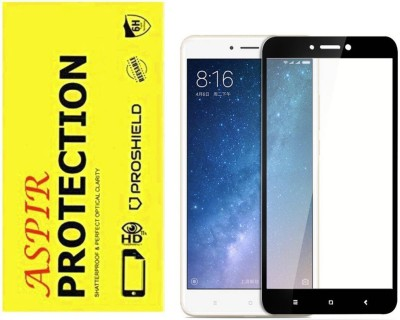 Aspir Tempered Glass Guard for Mi Max 2(Pack of 1)