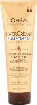 Loreal Ever Creme Sulfate Free Intense Nourishing Shampoo 250ml