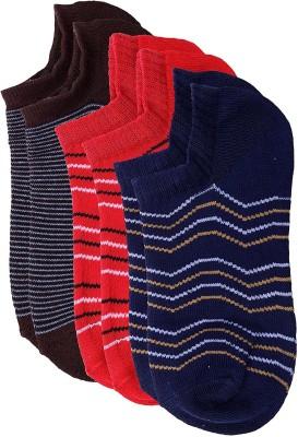 Polon Men's & Women's No Show Socks(Pack of 3)