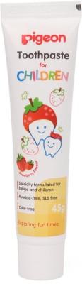 Pigeon Children (Strawberry) Toothpaste(45 g)