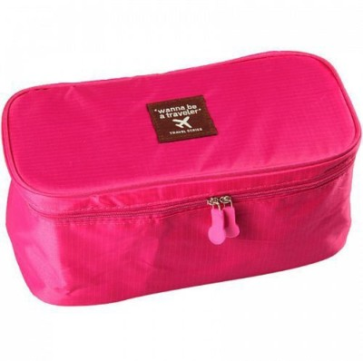 Swarish Cosmetic Pouch Pink Swarish Travel Pouches