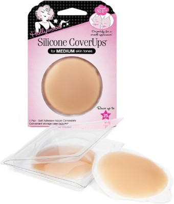 2ec92748f 84% OFF on Wonder World   Nipple Covers Pasties Womens Reusable Adhesive  Invisible Silicone Cover Silicone Peel and Stick Bra Pads(Beige Pack of 2)  on ...