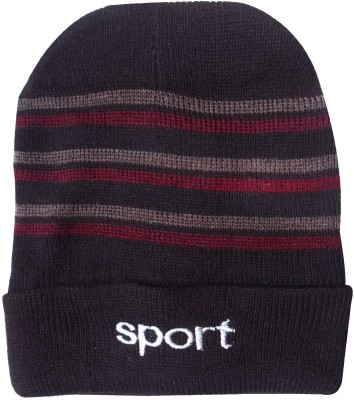 STYLATHON Men's Winter Knit Beanie Hat Warm Cuff Beanie Soft Skull Cap