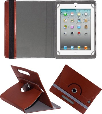 Fastway Book Cover for Apple iPad 2, Apple iPad 3, Apple iPad 4, Apple iPad Air, Apple iPad Air 2(Brown, Cases with Holder)