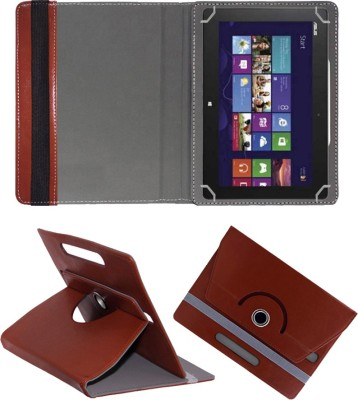 Fastway Book Cover for ASUS Vivotab Smart ME400C-C2-BK 10.1-Inch 64GB Tablet(Brown, Cases with Holder)