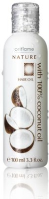 Oriflame Nature Coconut  Hair Oil(100 ml)  available at flipkart for Rs.137