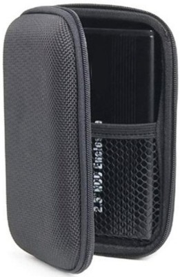 NeroEdge External Hardisk case Protector 2.5 inch External Hard Disk Case(For Toshiba, Sony, WD, HP, Apple, Samsung, Seagate, Hitachi, Trancend, Black)  available at flipkart for Rs.173