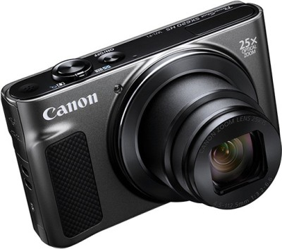 Canon Powershot SX620 Point and Shoot Camera(20.2 MP, 25X Optical Zoom, 100X Digital Zoom, Black) 1