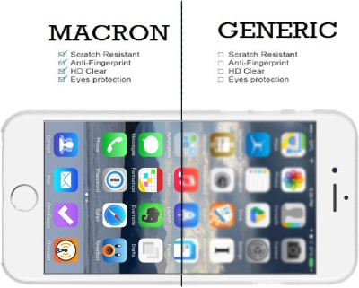Macron Tempered Glass Guard for HTC Desire HD
