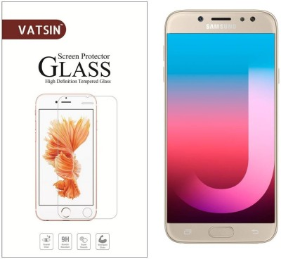 nCase Tempered Glass Guard for Samsung Galaxy J7 - 6 (New 2016 Edition)(Pack of 1)