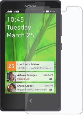 SRT Tempered Glass Guard for Nokia X(Pack of 1)