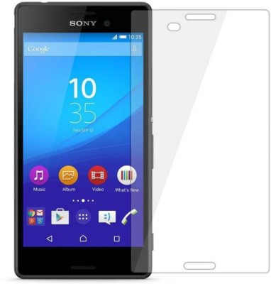 EASYBIZZ Tempered Glass Guard for SONY XPERIA C6(Pack of 1)
