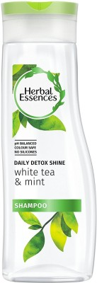 Herbal Essences Daily Detox Shine White Tea & Mint Shampoo(400 ml)