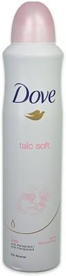 Dove Talc Soft Warm Talc Perfume Anti-Perspirant/Anti-Transpirant(250 ml)