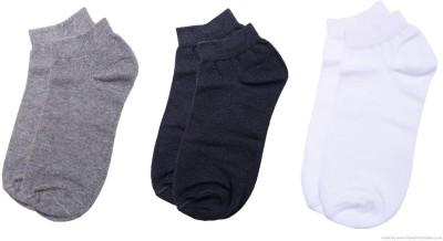 Polon Men's Low Cut Socks(Pack of 3)