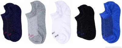 Polon Men's No Show Socks(Pack of 5)