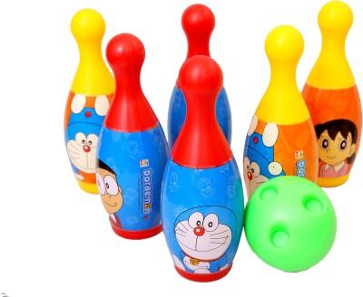 Doraemon Bowling Set For Bowling