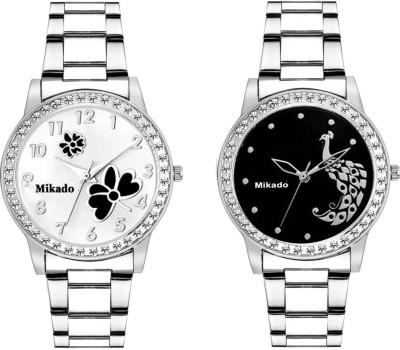 Mikado Dashing Couple analog watches for Men