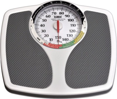 Samso BMI Weighing Scale(Grey)  available at flipkart for Rs.1250