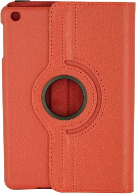 San Pareil Flip Cover for Apple ipad mini, Apple ipad mini2, Apple ipad mini3(Red, Cases with Holder)