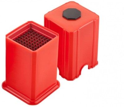 Shoppernation Feasible French Fries Potato Machine Chopper(Red)  available at flipkart for Rs.199