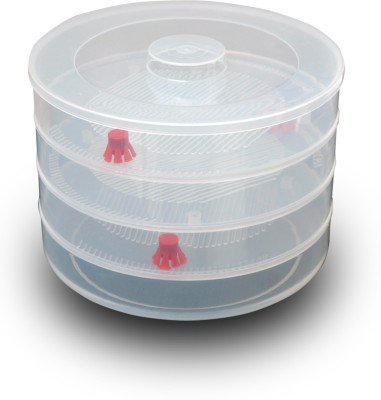 Jen Healthy Sprout Maker (Big)  - 2000 ml Plastic Grocery Container(Clear)  available at flipkart for Rs.349